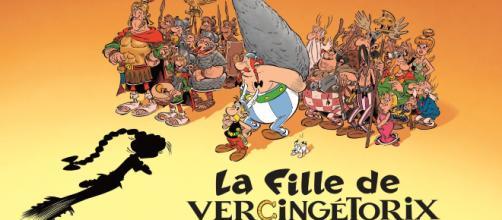 """Ce que l'on sait de """"La fille de Vercingétorix"""", le prochain album ... - francetvinfo.fr"""