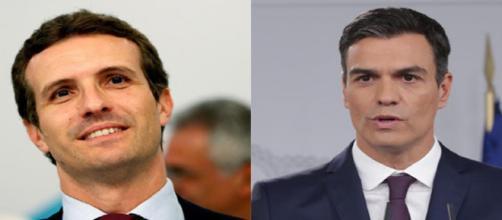 El PSOE rechaza un debate entre Pedro Sánchez y Pablo Casado