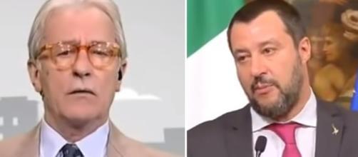 Feltri svela i pensieri di Salvini