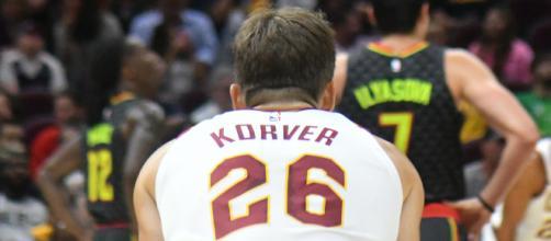 Photo of NBA player Kyle Korver. - [Erik Drost / Flickr]