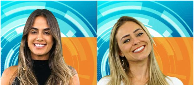 Carol x Paula: quem será eliminada? (Fotomontagem/Gshow)