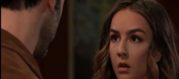 General Hospital Spoilers: Kristina is missing. [Image Source: KittyKat-YouTube]