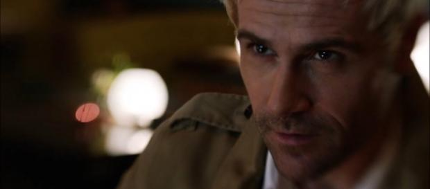 John Constantine dreams of Desmond image via Francis Marin/YouTube screencap