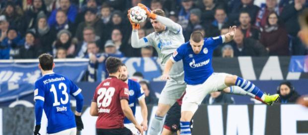 Schalke stellt mit 5:2 gegen Nürnberg Anschluss ans Mittelfeld her ... - gmx.at