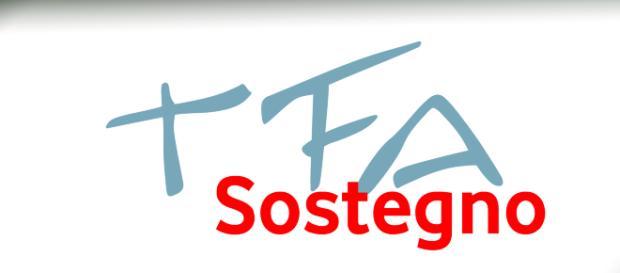 TFA Sostegno test preselettivo e prova scritta
