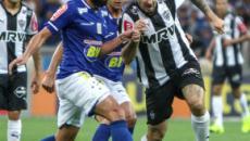 Em situações opostas na Libertadores, Cruzeiro e Atlético-MG iniciam decisão do estadual