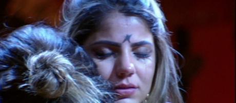 Hariany acaba de ser eliminada do Big Brother Brasil 19 (Reprodução/TV Globo)