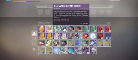 Instead of Gunsmith materials, it was changed to Glimmer. [Image source: Cheese Forever/YouTube]