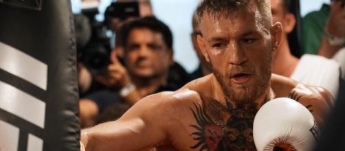 Conor McGregor, o maior lutador irlandês de todos os tempos. (Arquivo Blasting News)