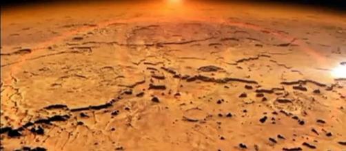 Sparito misteriosamente il metano rilevato su Marte - dailymotion.com