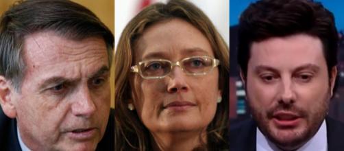 Danilo agradece apoio de Bolsonaro. (Arquivo Blasting News)