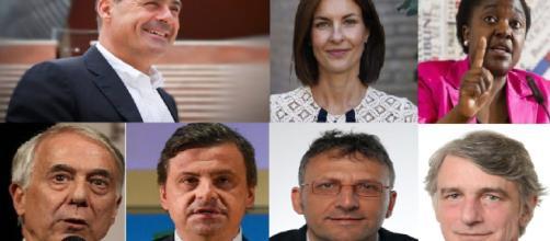 Europee, ufficiali tutti i candidati del PD