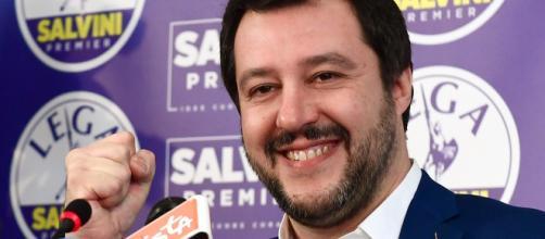 Il 25 aprile Salvini diserta i cortei ed i festeggiamenti del 25 aprile, va a Corleone per evento anti mafia.