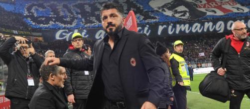 Gattuso potrebbe non essere riconfermato dal Milan a fine stagione - spaziomilan.it