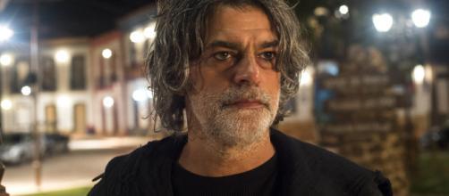 Murilo, em 'O Sétimo Guardião', declara-se para Valentina. (Arquivo Blasting News)