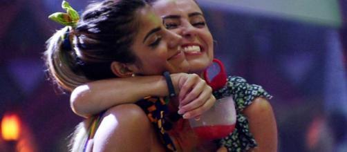 Paula confessa não ter amigas. (Reprodução/TV Globo)