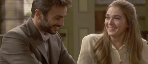 Spoiler Il Segreto: Julieta e Saul ricevono un bellissimo regalo di nozze