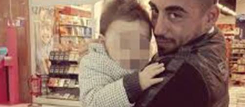 Tony Essobti Badre, arrestato con l'accusa di aver ucciso il figlio della compagna.