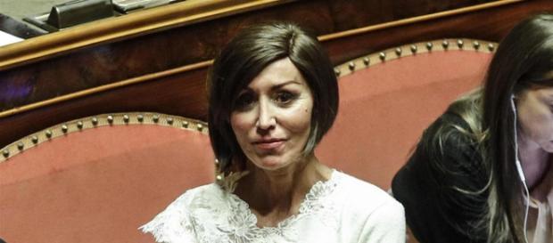 Anna Maria Bernini attacca il premier Giuseppe Conte