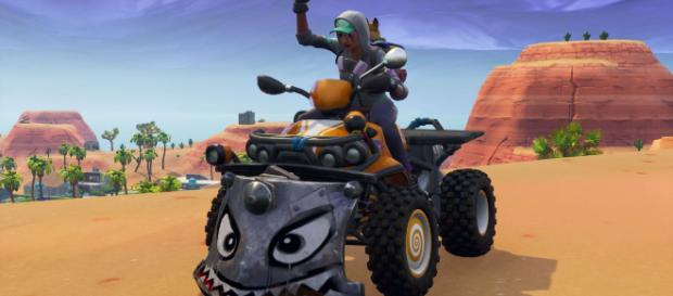 Big vehicle changes are coming to 'Fortnite.' - [Epic Games / Fortnite screencap]