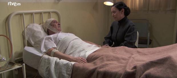 Anticipazioni Una Vita, settimana di Pasqua: Jaime si sveglia dal coma (VIDEO)