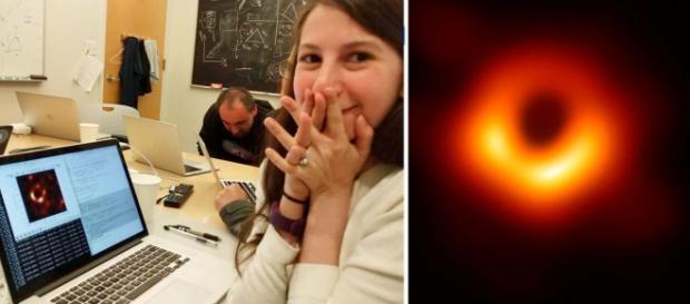 Katie Bouman es la joven investigadora que está detrás de la primera foto de un agujero negro