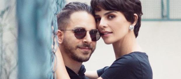 Monica elogiou o marido e desejou felicidades em seu aniversário. (Reprodução/Instagram/@monicabenini)