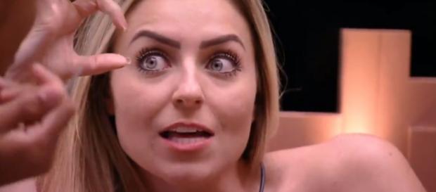 Paula revela antipatia por Alan. (Arquivo Blasting News)