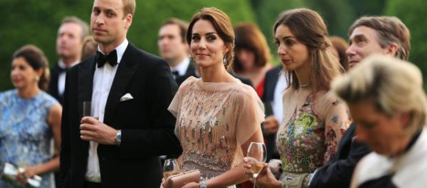 Rose Hanbury, supposée maîtresse du prince William