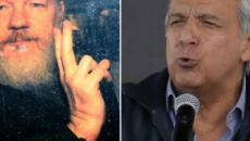 Arrêté, Julian Assange était le 'caillou dans la chaussure' du président équatorien