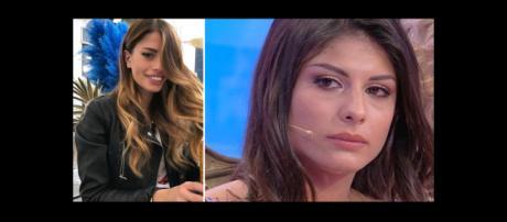 U&D trono classico: Chiara Nasti prende in giro Giulia su Instagram durante la puntata