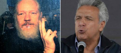 Ecuadorian president rips Julian Assange as a 'spoiled brat' - nypost.com