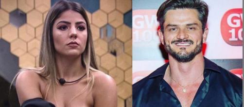 Hariany e Marcos foram expulsos do Big Brother Brasil (Reprodução/Instagram/@harialmeida_/@drmarcosharter)