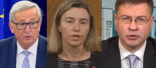 Il Movimento Cinque Stelle si scaglia contro i compensi dei membri della Commissione Europea