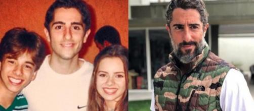 Marcos Mion integrou o casting do seriado. (Foto: Reprodução Instagram @marcosmion)