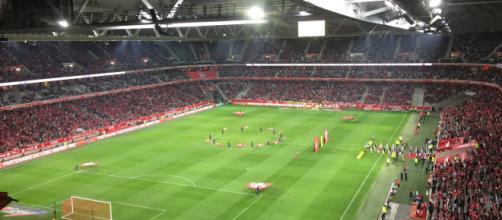Stade Pierre Mauroy – Lille OSC | Stadium Journey - stadiumjourney.com