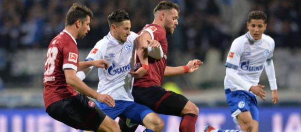 Bundesliga 18/19: 1. FC Nürnberg gegen FC Schalke 04 - die Bilder ... - rp-online.de