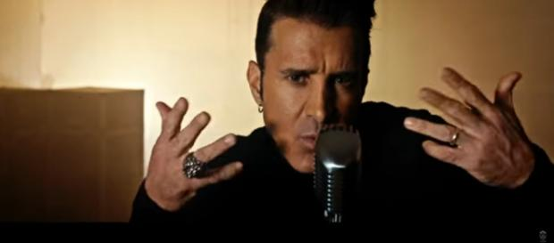 Scott Stapp draws from personal history and creative artistry in the making of his Purpose For Pain video. - [Napalm Records / YouTube screencap]