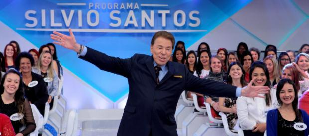 Silvio Santos aparece com novo visual. (Arquivo Blasting News)