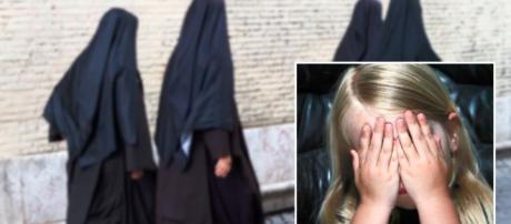 Caserta, suore picchiano bambine sulle parti intime: condannate tre religiose