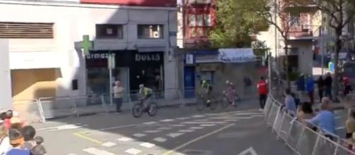 Buchmann sbaglia strada nell'ultima tappa della Volta Paesi Baschi