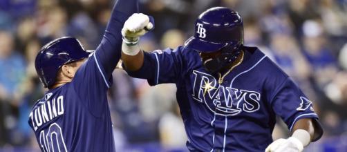 Los Tampa Rays han tenido un gran inicio de campaña en la MLB. - mlb.com.