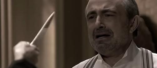 Spoiler spagnoli Una Vita: Ramon scopre che sua moglie Trini è stata uccisa da Celia