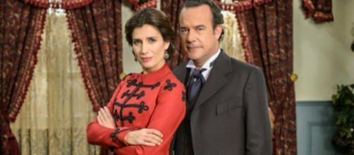 Una Vita, anticipazioni prossime puntate: Silvia in realtà è una spia della casata Reale.