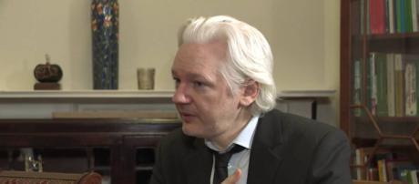 Julian Assange and Wikileaks have been behind several massive data leaks. [Image Credit] goingundergroundRT/YouTube