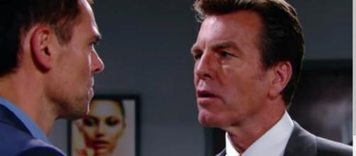 Billy and Jack come out on top over Phyllis.[Image Source: Soap Central Spoilers-YouTube]