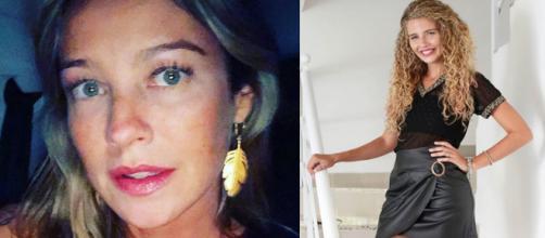 Luana Piovani e Debby Lagranha. (Reprodução/Instagram/@luapio/@debbylagranha)