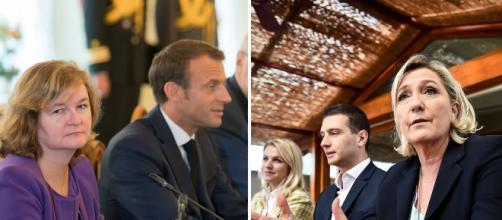 Européennes : les intentions de vote se resserrent entre le RN et En Marche, selon l'Ifop
