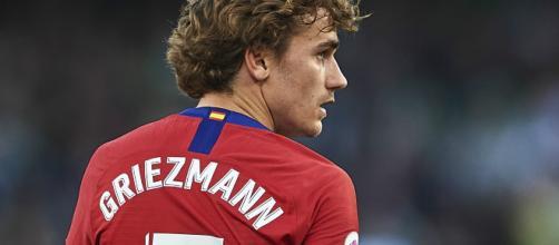 Griezmann é atacante da seleção da França e também do time espanhol Atlético de Madrid. (Arquivo Blasting News)