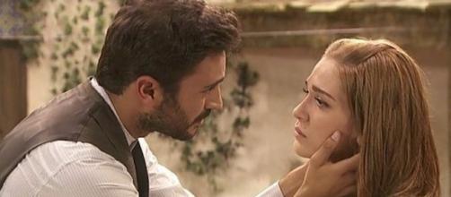 Il Segreto, anticipazioni prossime puntate: Julieta e Saul riceveranno un gradito dono.